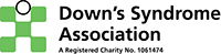 Down's Syndrome Association logo