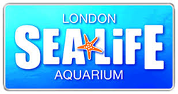 London SeaLife Aquarium logo