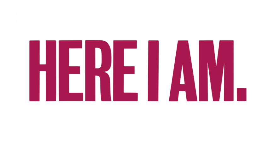 Here I Am logo