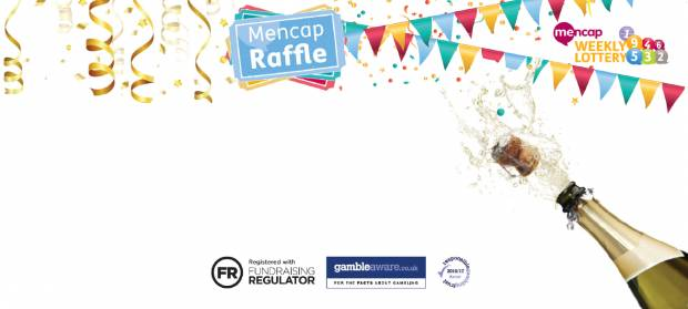 Mencap Lottery and Raffle rules, policies and advice | Mencap